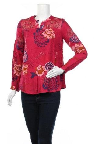 Дамска блуза La Fiancee Du Mekong, Размер S, Цвят Розов, Памук, Цена 19,00лв.