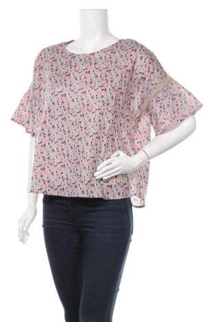 Дамска блуза La Fiancee Du Mekong, Размер L, Цвят Многоцветен, Памук, Цена 29,50лв.