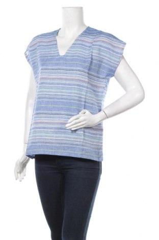 Дамска блуза La Fiancee Du Mekong, Размер M, Цвят Син, Памук, Цена 29,50лв.