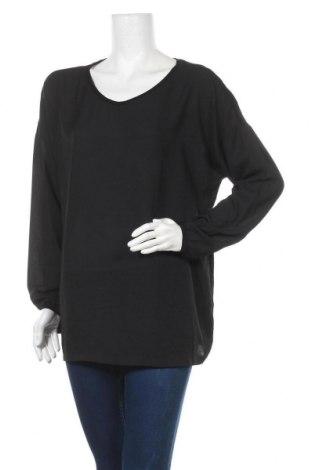Γυναικεία μπλούζα Laura Scott, Μέγεθος XL, Χρώμα Μαύρο, 100% βισκόζη, Τιμή 5,52€