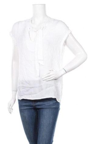 Дамска блуза Lauren Vidal, Размер S, Цвят Бял, 70% вискоза, 30% коприна, Цена 68,80лв.