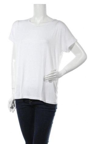 Дамска блуза MSCH, Размер S, Цвят Бял, 94% вискоза, 6% еластан, Цена 12,16лв.