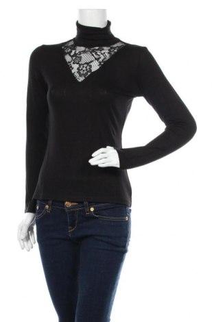 Дамска блуза Me You Concept, Размер M, Цвят Черен, 95% вискоза, 5% еластан, Цена 11,50лв.
