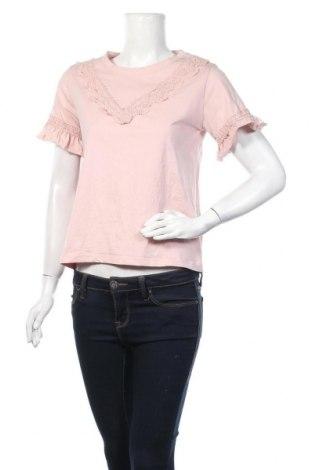 Γυναικεία μπλούζα Molly Bracken, Μέγεθος M, Χρώμα Ρόζ , 95% βαμβάκι, 5% ελαστάνη, Τιμή 18,14€