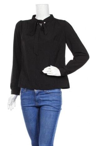 Γυναικεία μπλούζα Naoko, Μέγεθος S, Χρώμα Μαύρο, 70% βισκόζη, 30% πολυεστέρας, Τιμή 7,11€