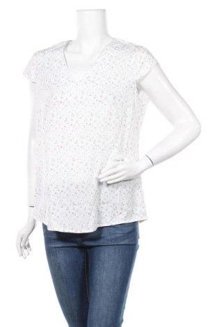 Γυναικεία μπλούζα Nife, Μέγεθος L, Χρώμα Λευκό, 98% πολυεστέρας, 2% ελαστάνη, Τιμή 7,01€