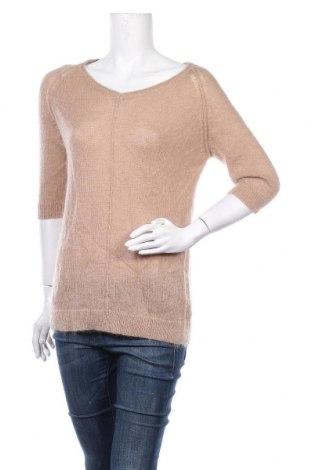 Дамски пуловер Part Two, Размер L, Цвят Бежов, Цена 9,82лв.