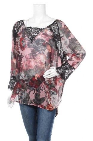 Дамска блуза Rinascimento, Размер XL, Цвят Многоцветен, Полиамид, Цена 26,22лв.