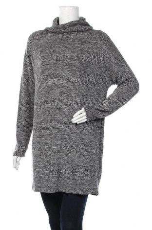 Γυναικεία μπλούζα Soya Concept, Μέγεθος M, Χρώμα Γκρί, 57% βισκόζη, 42% πολυεστέρας, 1% ελαστάνη, Τιμή 4,32€