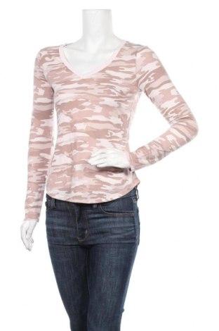 Дамска блуза Ultra Flirt, Размер S, Цвят Розов, 60% памук, 40% полиестер, Цена 8,14лв.