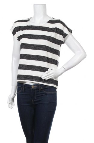 Дамска блуза Vero Moda, Размер S, Цвят Сив, 96% вискоза, 4% еластан, Цена 10,50лв.