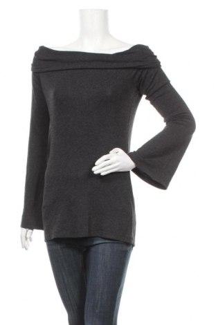 Дамска блуза Zibi London, Размер M, Цвят Черен, 50% вълна, 45% полиестер, 5% еластан, Цена 19,32лв.