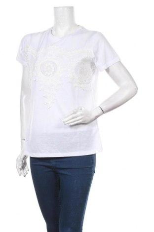 Дамска блуза Zibi London, Размер L, Цвят Бял, Полиестер, Цена 14,30лв.
