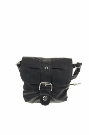 Дамска чанта, Цвят Черен, Еко кожа, Цена 22,05лв.