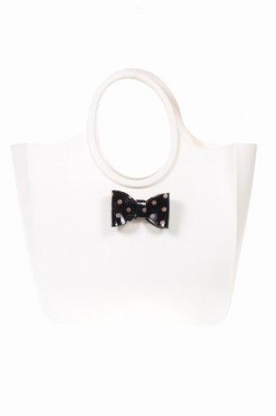 Дамска чанта, Цвят Бял, Полиуретан, Цена 34,50лв.