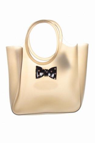 Дамска чанта, Цвят Кафяв, Полиуретан, Цена 34,50лв.