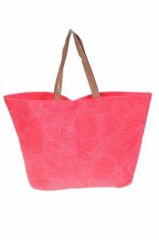 Дамска чанта, Цвят Червен, Текстил, Цена 17,64лв.