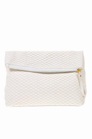 Дамска чанта, Цвят Бял, Еко кожа, Цена 15,96лв.