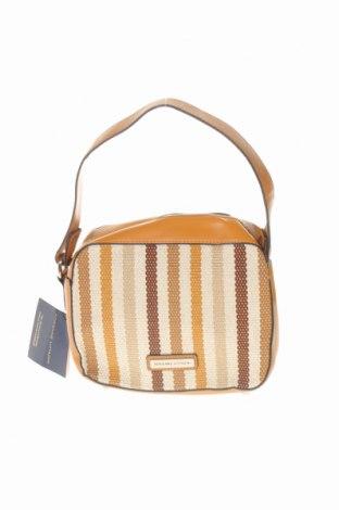 Дамска чанта Adrienne Vittadini, Цвят Многоцветен, Текстил, еко кожа, Цена 53,24лв.