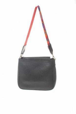 Дамска чанта Beverly Hills Polo Club, Цвят Черен, Еко кожа, Цена 25,37лв.