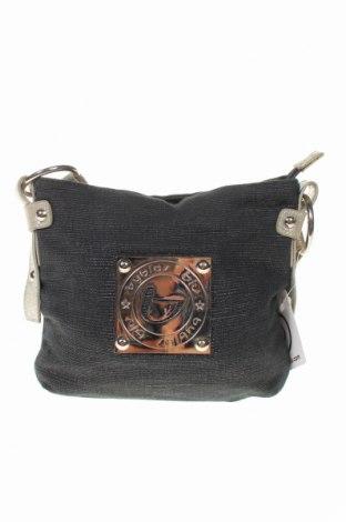 Дамска чанта Byblos, Цвят Сив, Текстил, еко кожа, Цена 24,53лв.