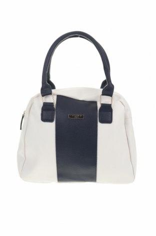 Дамска чанта Eternal, Цвят Бял, Еко кожа, Цена 27,30лв.