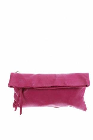 Дамска чанта Gianni Chiarini, Цвят Лилав, Естествена кожа, Цена 47,88лв.