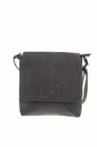 Дамска чанта Gina Benotti, Цвят Сив, Еко кожа, Цена 15,44лв.
