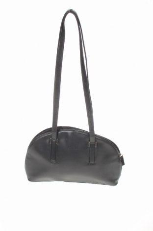Дамска чанта Giorgio, Цвят Черен, Естествена кожа, Цена 24,15лв.