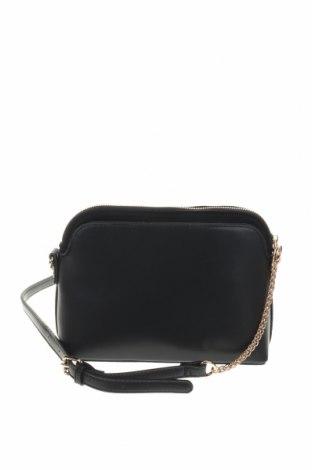 Дамска чанта Irl, Цвят Черен, Еко кожа, Цена 31,50лв.
