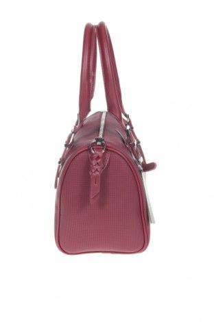 Дамска чанта Laura Ashley, Цвят Червен, Еко кожа, Цена 40,05лв.