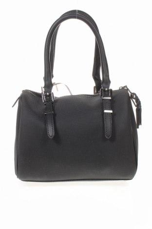 Дамска чанта Laura Ashley, Цвят Черен, Еко кожа, Цена 66,75лв.