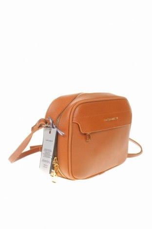Дамска чанта Laura Ashley, Цвят Оранжев, Еко кожа, Цена 21,07лв.