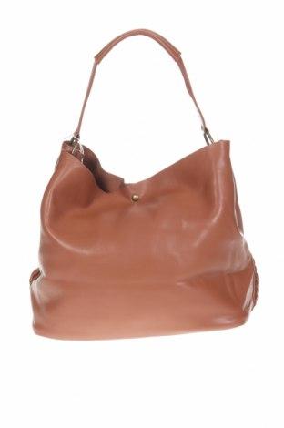 Дамска чанта Le Temps Des Cerises, Цвят Кафяв, Еко кожа, Цена 40,02лв.