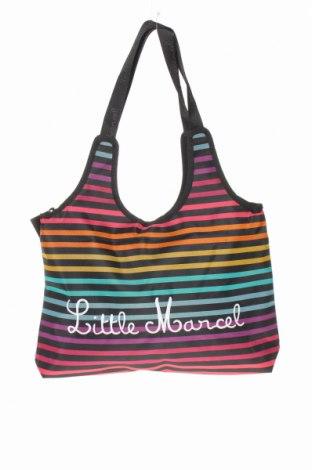 Дамска чанта Little Mistress, Цвят Многоцветен, Текстил, Цена 22,08лв.