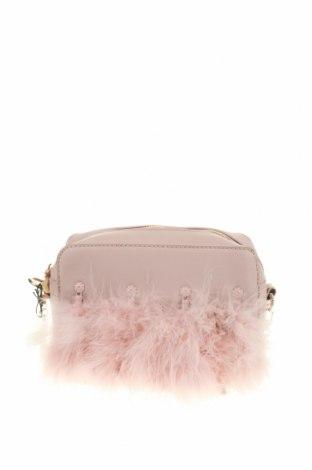 Γυναικεία τσάντα Parfois, Χρώμα Ρόζ , Δερματίνη, Τιμή 13,08€