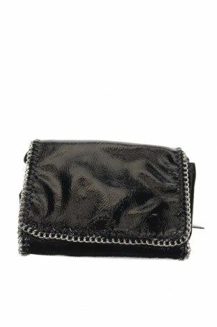 Дамска чанта Pimkie, Цвят Черен, Еко кожа, Цена 36,75лв.