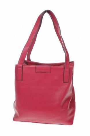 Дамска чанта Tom Tailor, Цвят Лилав, Еко кожа, Цена 49,14лв.