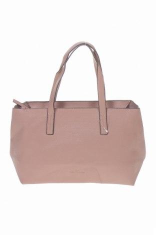 Дамска чанта Tom Tailor, Цвят Пепел от рози, Еко кожа, Цена 50,40лв.