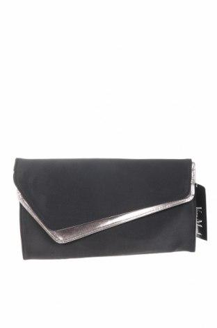 Дамска чанта Vera Mont, Цвят Черен, Текстил, Цена 26,70лв.