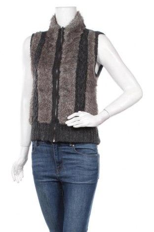 Γυναικεία ζακέτα, Μέγεθος M, Χρώμα Γκρί, 70%ακρυλικό, 25% μαλλί, 5% μαλλί από αλπακά, Τιμή 19,74€