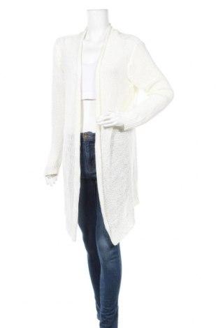 Γυναικεία ζακέτα, Μέγεθος XL, Χρώμα Λευκό, Τιμή 14,03€