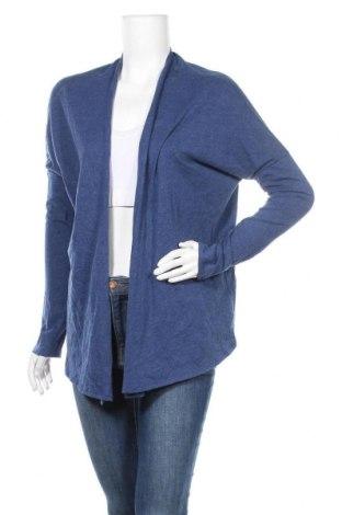 Γυναικεία ζακέτα Abercrombie & Fitch, Μέγεθος M, Χρώμα Μπλέ, 60% βαμβάκι, 40% πολυεστέρας, Τιμή 10,69€