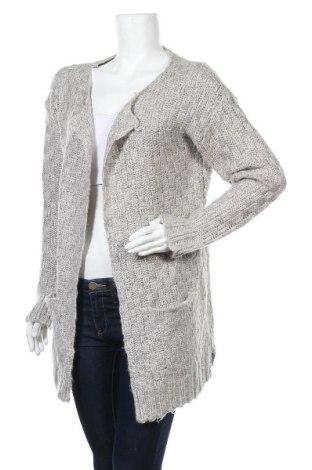 Γυναικεία ζακέτα Floyd By Smith, Μέγεθος S, Χρώμα Γκρί, 70%ακρυλικό, 20% μαλλί, Τιμή 10,91€