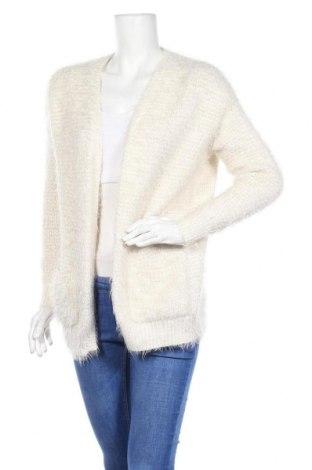 Γυναικεία ζακέτα Forever 21, Μέγεθος S, Χρώμα Λευκό, 54% πολυαμίδη, 46%ακρυλικό, Τιμή 14,81€