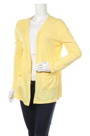Γυναικεία ζακέτα Hailys, Μέγεθος S, Χρώμα Κίτρινο, Τιμή 5,00€