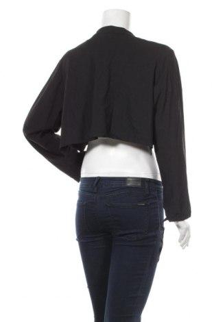 Дамска жилетка La Mode Est A Vous, Размер XL, Цвят Черен, 78% полиамид, 22% еластан, Цена 11,80лв.