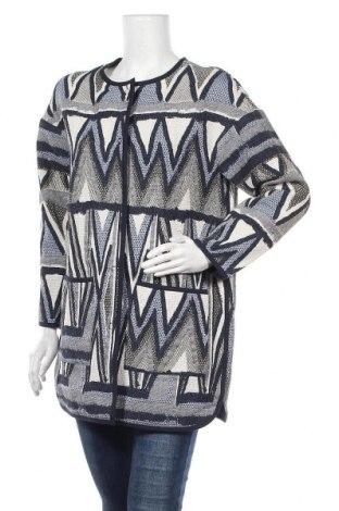 Дамска жилетка Lauren Vidal, Размер S, Цвят Многоцветен, 45% памук, 24% полиестер, 17% акрил, 11% вълна, 2% полиамид, 1% други тъкани, Цена 68,37лв.