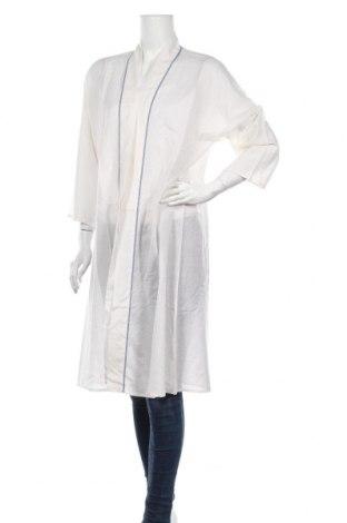 Γυναικεία ζακέτα Nitya, Μέγεθος XL, Χρώμα Λευκό, 55% βισκόζη, 45% βαμβάκι, Τιμή 37,11€