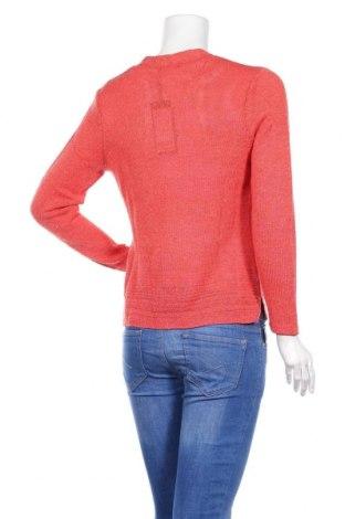 Γυναικεία ζακέτα Olsen, Μέγεθος S, Χρώμα Πορτοκαλί, 41% βισκόζη, 32% λινό, 27% βαμβάκι, Τιμή 8,25€